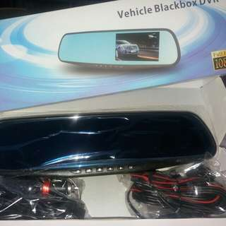 DVR blackbox( Dash cam)