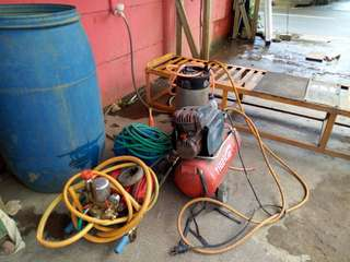 Alat steam Motor