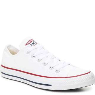CONVERSE WHITE SHOES FOR MEN AND WOMEN