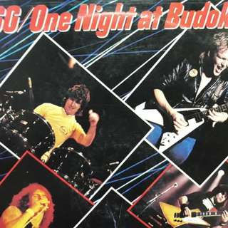 Vinyl Lp MSG One Night in Budokan