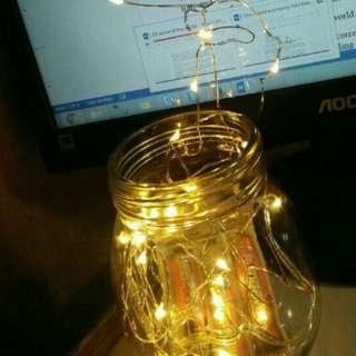 5 meters fairy led light
