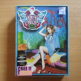 Girls Generation 4th Studio album - I Got A Boy (Jessica ver.) Unsealed