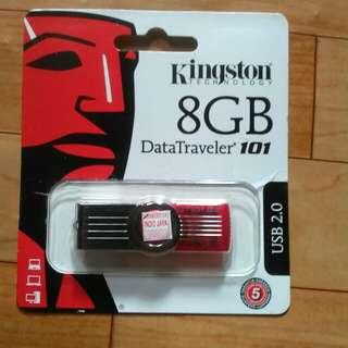 USB 8giga