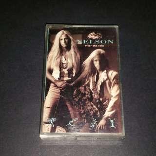 Nelson (after the rain) cassette rock