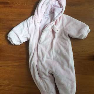 Baby Winter Wear- light pink