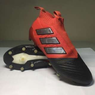 Adidas Ace 17 Pure control red limit