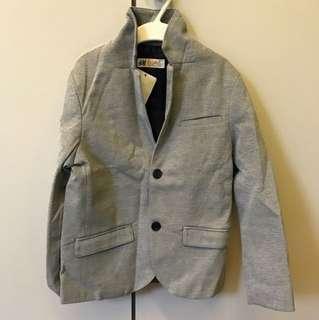 Brand New H&M Grey Blazer