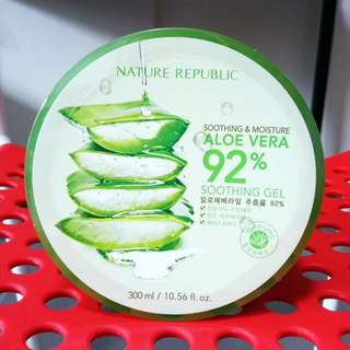Brand New - Nature Republic Aloe Vera Gel
