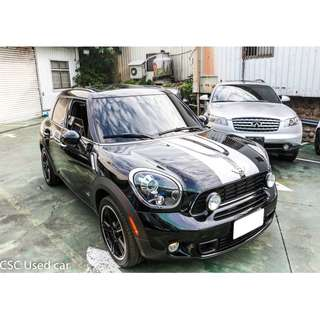 2014 Mini Countryman 1.6S 黑
