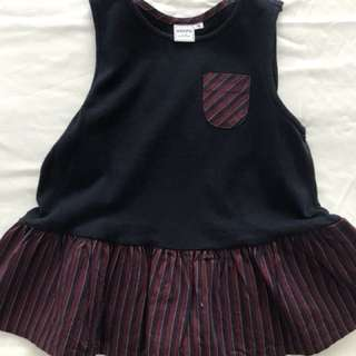 Ships Girls tunic top (Japan) - $10 each