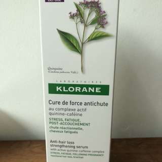 Klorane Anti-hair loss serum