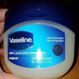 Vaseline petroleum jelly -original