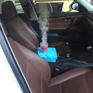 Car Fumigation  and Nano Mist