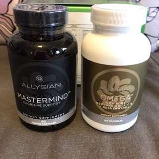 Allysian Omega & Mastermind