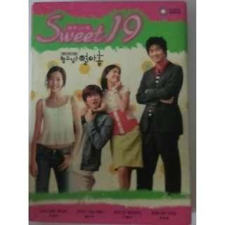 Sweet 19 Korea Show