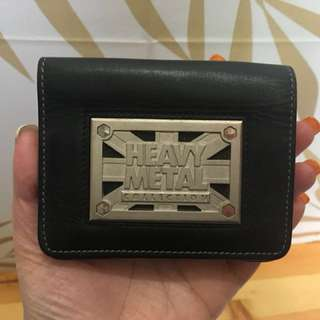 Wallet - De Longe, Hard Technology, Heavy Metal