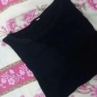 Sweater hitam / black sweater