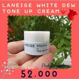 LANEIGE WHITE DEW TONE UP