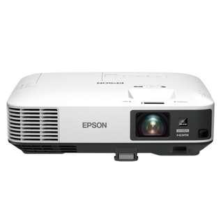 Epson EB-2165W Superb WXGA business projector
