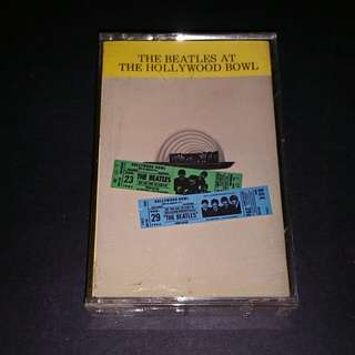 Beatles (Hollywood bowl) cassette