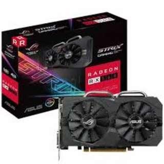 ASUS STRIX GAMING RX560 4GB