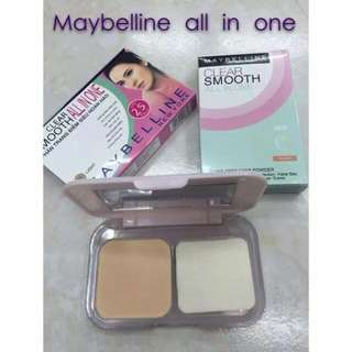 MAYBELLINE ALL IN ONE FACE POWDER