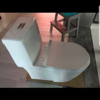GEBERIT system Toilet Bowl Wc 1 Piece Toilet Bowl Velin 3390 and velin 3392!!