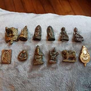 Amulet, thai Amulet, Rian