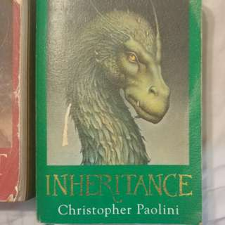 Christopher Paolini series