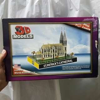 St. Patrick's Cathedral Puzzle
