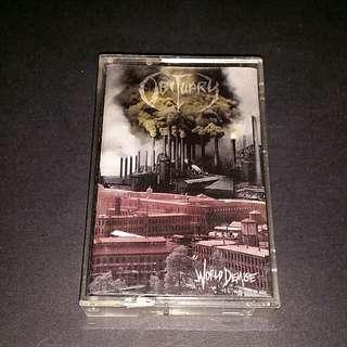 Obituary  (world dismise) death metal cassette