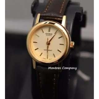 Montres Company香港註冊公司(25年老店) CASIO standard LTP-1095 LTP-1095Q LTP-1095Q-9 LTP-1095Q-9A 三隻色都有現貨 LTP1905 LTP1095Q LTP1095Q9 LTP1095Q9A