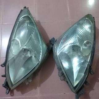 Grand Livina Headlamp