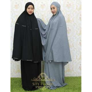 TELEKUNG DENIM COTTON by SITI HAJJAR