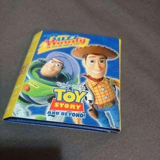 Toy story memo 貼