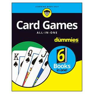 Card Games All-In-One For Dummies (For Dummies (Lifestyle)) BY Consumer Dummies