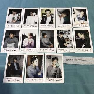 Seventeen SVT 1st Official Fanclub Carat Official Photocard Set