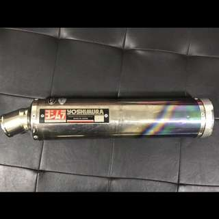 Yoshimura Firespec gen 1 end can