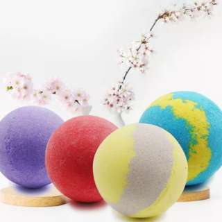 Bath Bomb in different fragrance