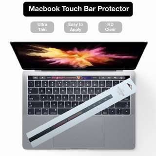 Touch Bar Guard [Fits the latest Macbook - A1706, A1707]