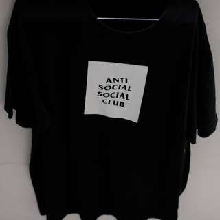 AUTHENTIC ASSC shirt