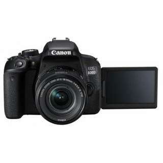 Canon 800D kit 18-55mm Bisa kredit tanpa CC
