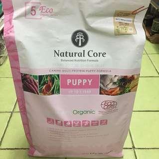 Natural Core Organic Puppy 2.4kg