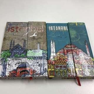 Blank book - beautiful art cover