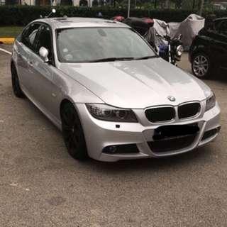 BMW 320i idrive
