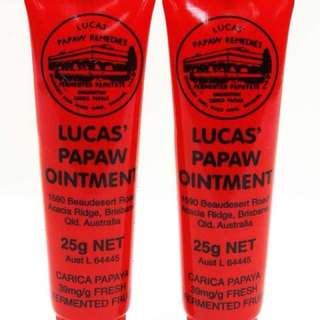 For sale: Lucas Papaw Ointment