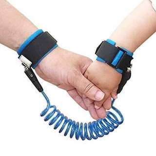 Baby Toddler Anti Lost Wrist Leash Safety Velcro Wrist Link