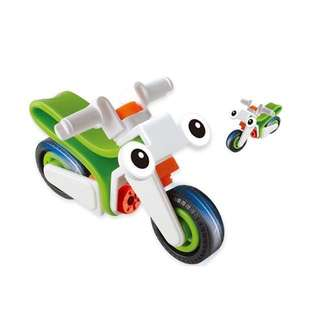 Build and Play mini Motorbike