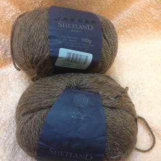 英國積架雪蘭(Shetland)高級毛冷(100G)