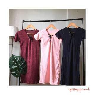 String Dress 🌸